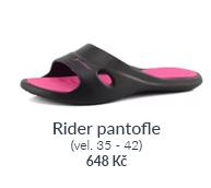 Rider dámské pantofle