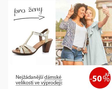 Výprodej dámské obuvi