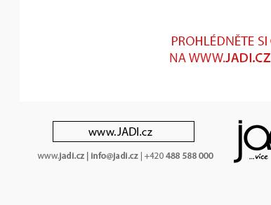 JADI.cz ...Vaše obuv online