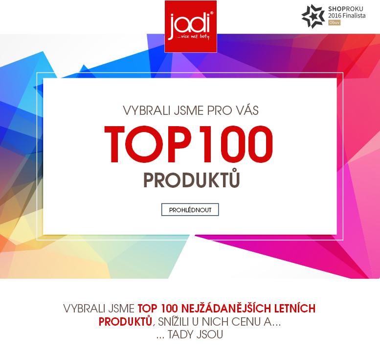 TOP 100: Výběr toho nejlepšího