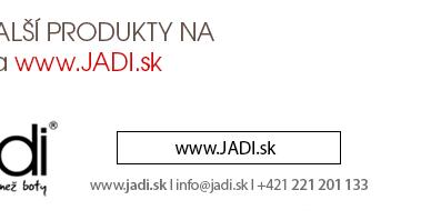 JADI.sk Vaša obuv online