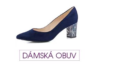 Dámská obuv s 8% slevou při uplatnění slevového kódu