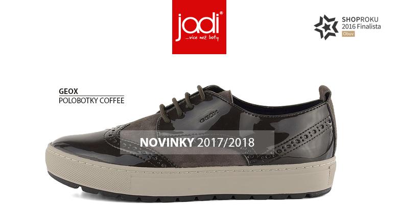 Podzimní novinky dámské obuvi