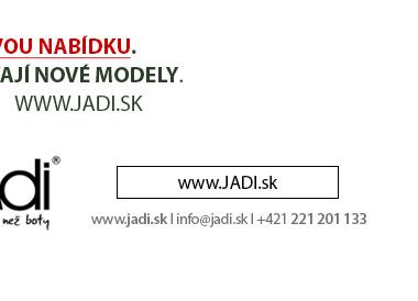 Novinky na JADI.sk