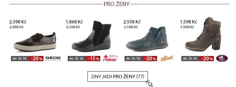 Dámská obuv: DNY JADI
