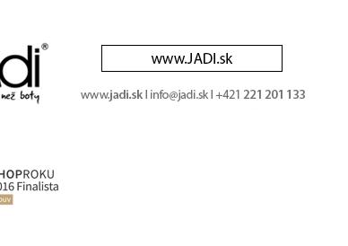 JADI.sk - viac než topánky