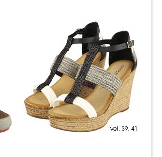 Deska sandály nyní o 791 Kč levnější