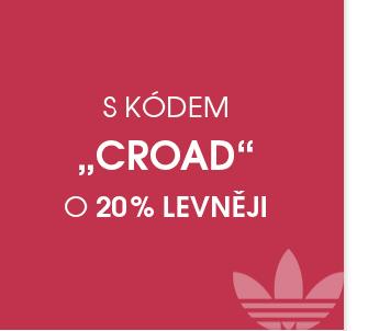Adidas nyní o 20 % levněji s využitím slevového kódu