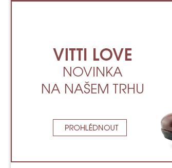 Vitti Love, novinka na našem trhu