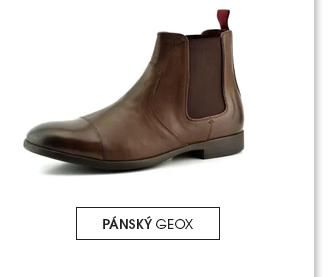 Nová kolekce Geox nyní o 15 % výhodněji - pánská obuv