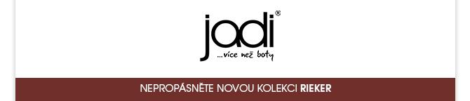 JADI.cz - Nenechte si ujít novou kolekci Rieker
