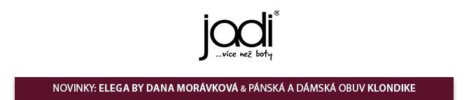 Novinky: ELEGA by Dana Morávková & Pánská a dámská obuv klondike