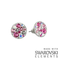 Naušnice Swarovski Elements
