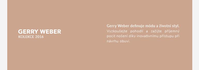 Gerry Weber 2016