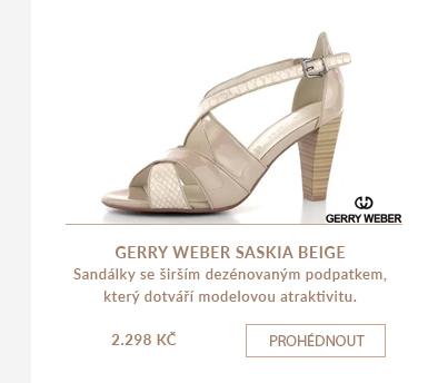 Gerry Weber sandály Saskia