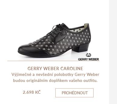 Gerry Weber polobotky Caroline