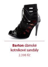 Barton sandály