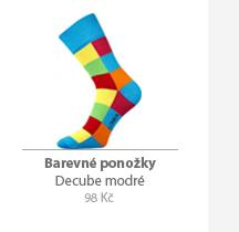 Decube barevné ponožky