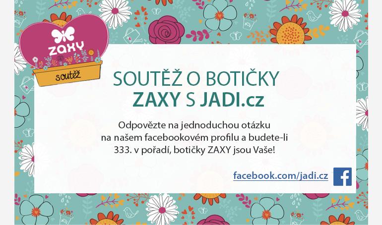 Soutěžte s námi na našem facebookovém profilu
