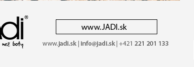 JADI.sk ...Váš internetový obchod s obuví