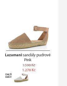 Lazamani sandály