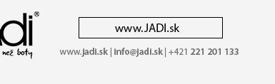 JADI.sk - Váš specialista na obuv