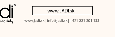JADI.sk ...Váš e-shop roku s obuví