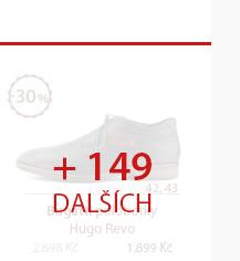 Kompletní nabídka pánské obuvi