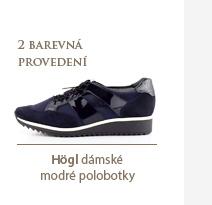 Högl polobotky