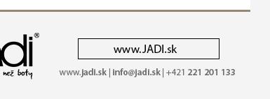 JADI.sk ...Váš internetový specialista na obuv