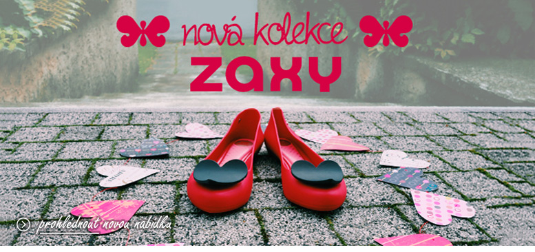 Nová kolekce Zaxy