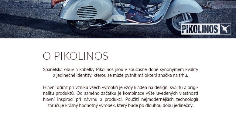 Objevme společně Pikolinos - podzimní kolekce
