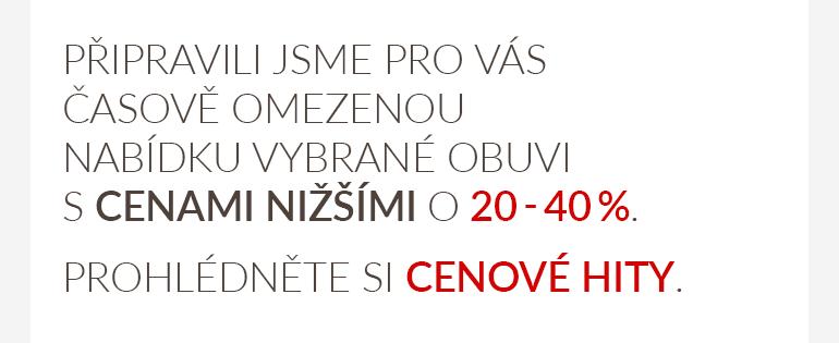 Cenový hit týdne na JADI.sk