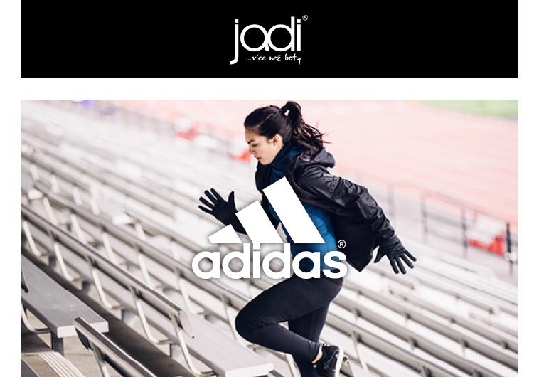 Pohyb s radostí - adidas