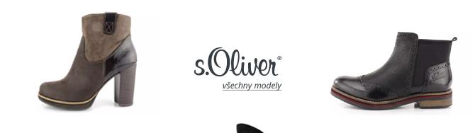 s.Oliver o 15 % levněji