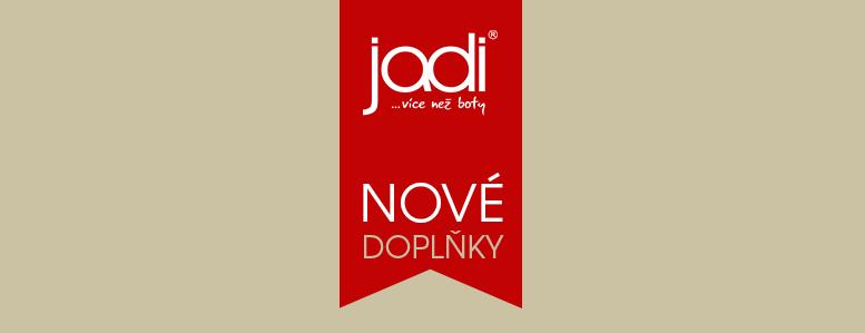 Nové doplňky v JADI