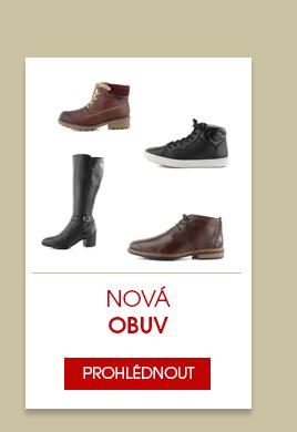 Nová obuv