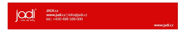 JADI.cz - Váše internetové obuvnictví