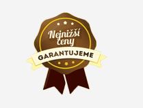 Garantujeme nejnižší cenu v ČR a SK