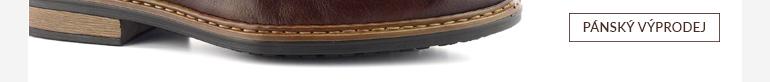 Výprodej pánské obuvi