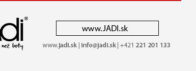 JADI.sk - Váš osobní specialista na obuv