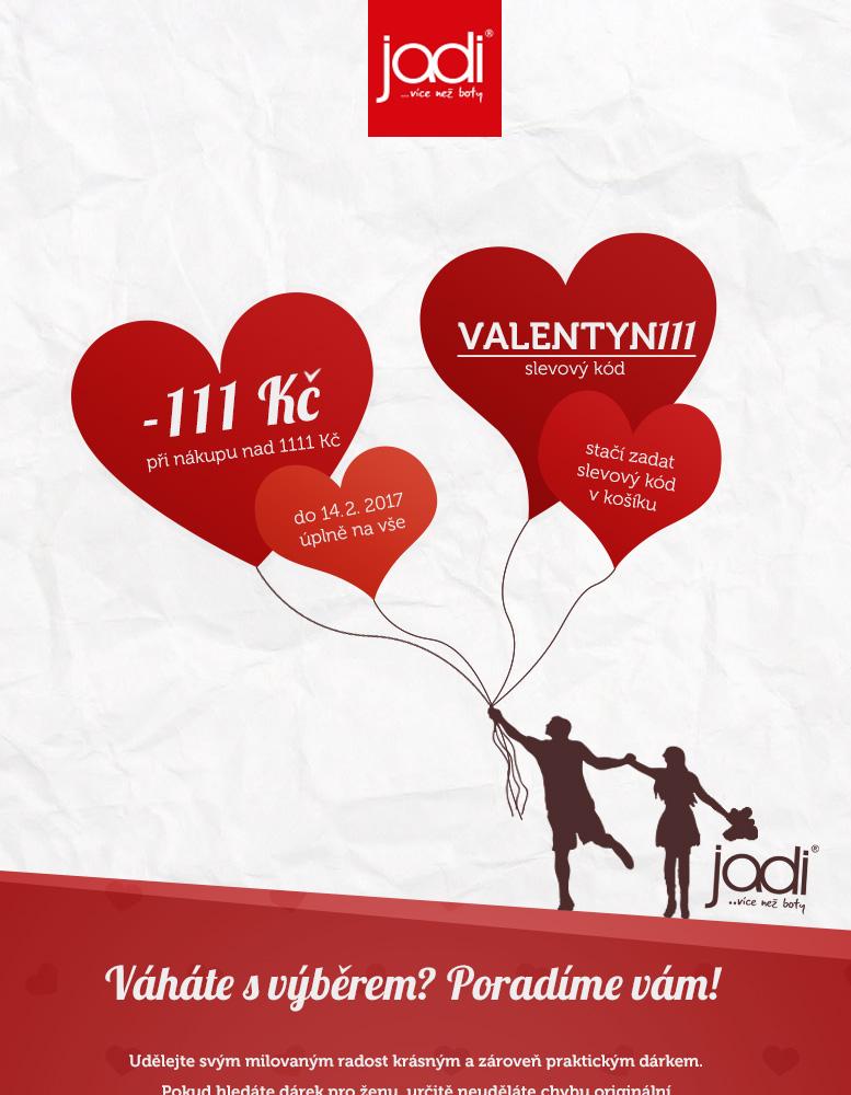 Valentýn v JADI
