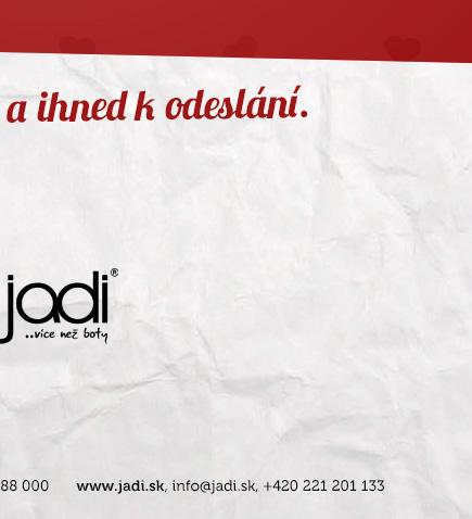 JADI.sk - Váš spolehlivý prodejce obuvi