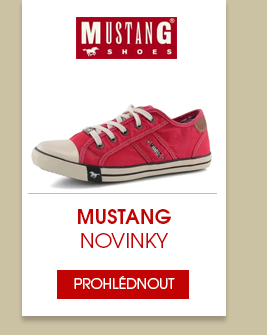 Mustang novinky