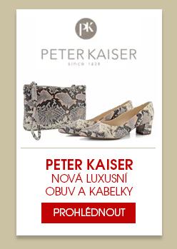Peter Kaiser luxusní obuv a kabelky