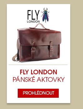 Fly London pánské aktovky