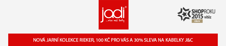 JADI.cz - Váše obuv online