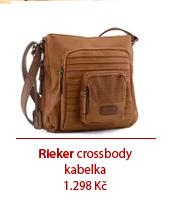 Rieker crossbody