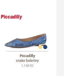 Piccadilly baleríny